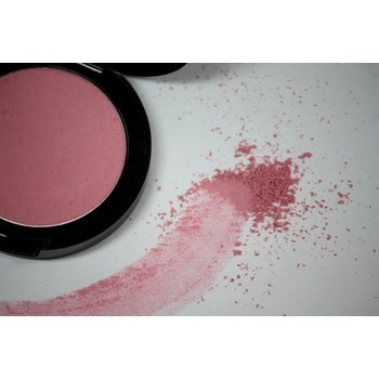 Cosmetics Hush Pink Matte Dry Pressed PowderBlush, .12 oz