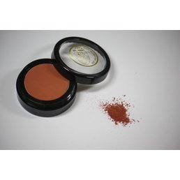 Cosmetics Ginger Dry Pressed Powder Blush, 3 grams
