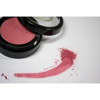 Cosmetics Cinnamon Rose Dry Pressed Powder Blush, 3 grams