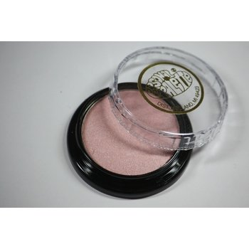 Cosmetics Pink Glow Dry Pressed Powder Eye Shadow (B12), .14 oz