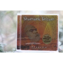 Library & Music CD, Shamanic Dream