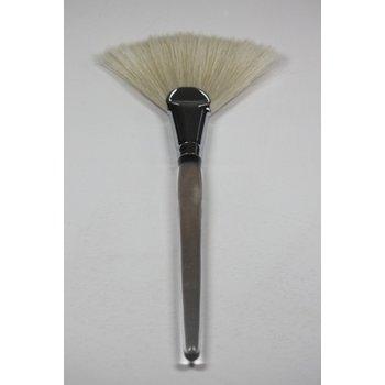 Cosmetics Body Fan Brush XL
