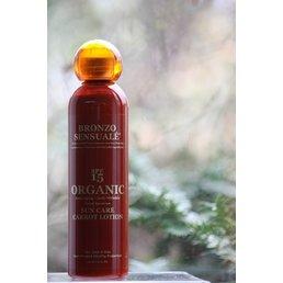 Skin Care Bronzo Sensuale Sun Screen Lotion SPF 15, 9 fl oz