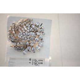Jewelry & Adornments Pin, Rhinestone