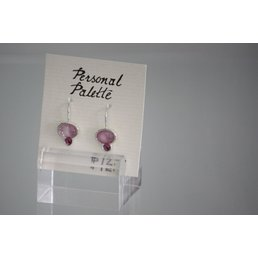 Jewelry & Adornments Earring, Pink
