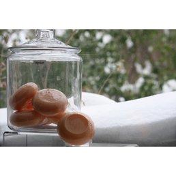 ApothEssence LifeStyle Enhancement- Bath, Body, Home & Health Apricot Bath Soap, bar 7 oz.