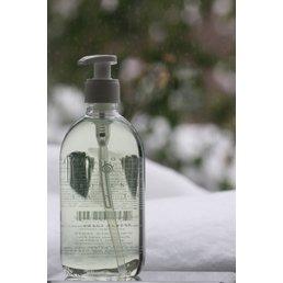 ApothEssence LifeStyle Enhancement- Bath, Body, Home & Health Sweet Almond Liquid Soap, pump 16.9 fl.oz.