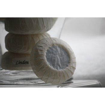 ApothEssence LifeStyle Enhancement- Bath, Body, Home & Health Linden Hand Soap, wrapped bar 2.7 oz.
