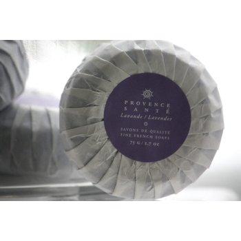 ApothEssence LifeStyle Enhancement- Bath, Body, Home & Health Lavender Hand Soap, wrapped bar 2.7 oz.