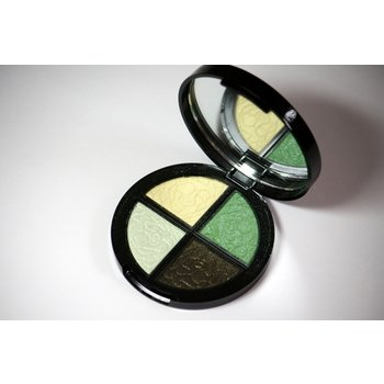 Cosmetics *Trend Maverick Dry Pressed Powder Eye Shadow Quad, Mirror Compact .25 oz, Discontinued item - last stock available