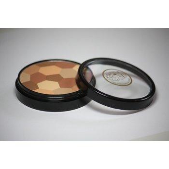 Cosmetics Golden Bronze Pressed Powder, .43 oz