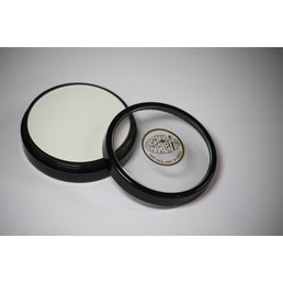 Cosmetics Invisible Matte Finishing Powder, Pressed .3 oz