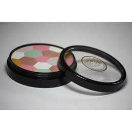 Cosmetics Afterglow Pressed Powder, .35 oz