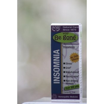 ApothEssence LifeStyle Enhancement- Bath, Body, Home & Health Be Gone Insomnia Homeopathic Remedy 1oz Pellet