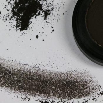 Cosmetics Chocolate Brown Dry Pressed Powder Eye Shadow (104), .053 oz