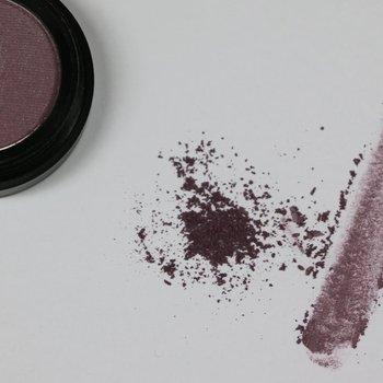 Cosmetics Deep Plum Dry Pressed Powder Eye Shadow (11), .053 oz