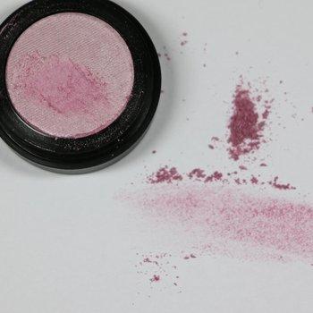 Cosmetics Luminescent Pink Pressed Powder Eye Shadow (7), .053 oz