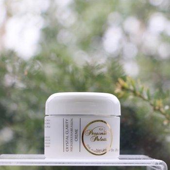 Skin Care Crystal Clarity Microdermmabrasion Creme 1 oz.<br />Rough skin | Fine lines | Large pores | Acne-scars | Irregular pigment