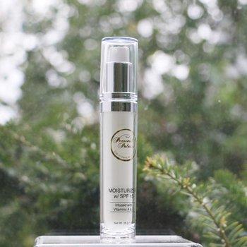 Skin Care Oil Free Moisturizer w/SPF 15