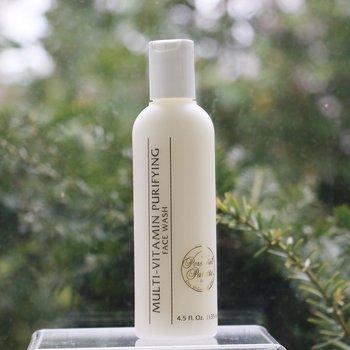 Skin Care Multi-Vitamin Purifying Face Wash 4.5 fl.oz.<br />Undernourished