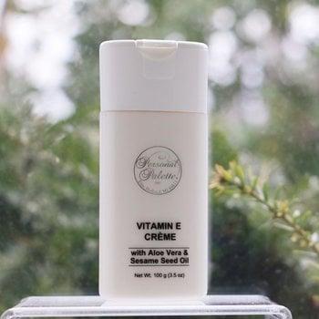 Skin Care Vitamin E Creme - 3.5 oz