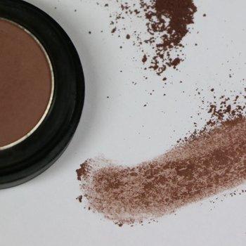 Cosmetics Pink Earth Dry Pressed Powder Eye Shadow (95), .053 oz