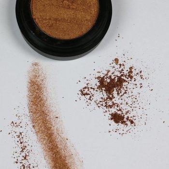Cosmetics Shimmering Gold Dry Pressed Powder Eye Shadow (76), .053 oz