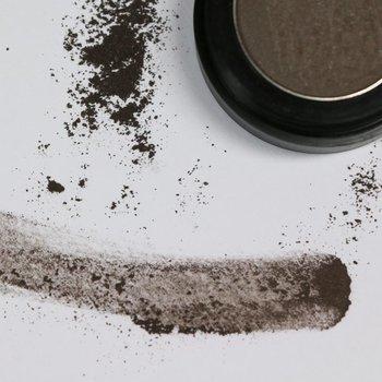 Cosmetics Taupe Dry Pressed Powder Eye Shadow (99), .053 oz