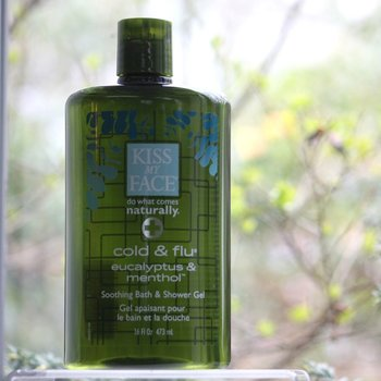 ApothEssence LifeStyle Enhancement- Bath, Body, Home & Health Bath Gel, Cold & Flu - by Kiss My Face