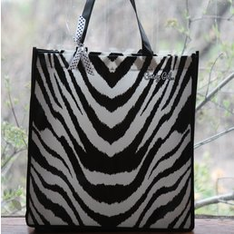 Resale Zebra Bag