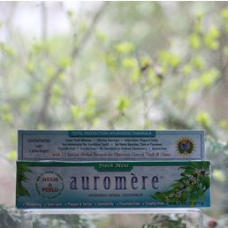 ApothEssence LifeStyle Enhancement- Bath, Body, Home & Health Toothpaste, Herbal by Auromere
