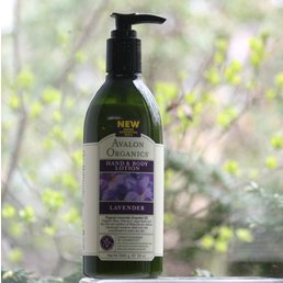 ApothEssence LifeStyle Enhancement- Bath, Body, Home & Health Lotion, Lavender by Avalon Organics