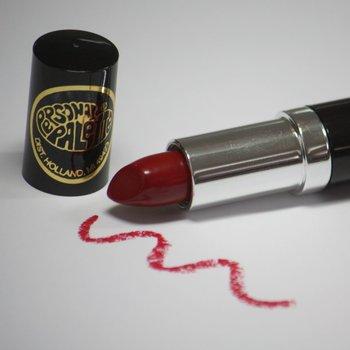 Cosmetics Crimson Lipstick, .12 oz