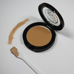 Cosmetics Shadow Magnet, Natural Creme, flip-cap .1 oz