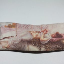 ApothEssence LifeStyle Enhancement- Bath, Body, Home & Health Eye Pillow All is Well by Dreamtime