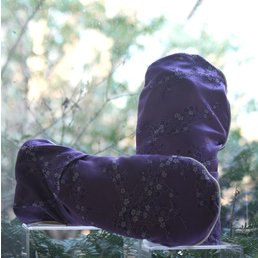 ApothEssence LifeStyle Enhancement- Bath, Body, Home & Health Hand Cozy, Purple by Dreamtime