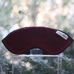 ApothEssence LifeStyle Enhancement- Bath, Body, Home & Health Sleep Mask, Cranberry by Dreamtime