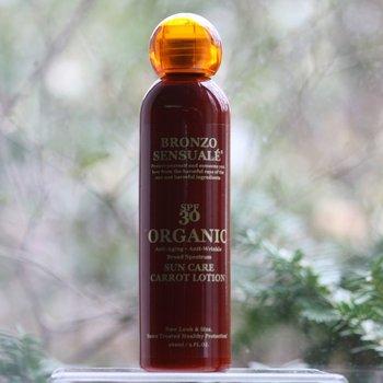 Skin Care Bronzo Sensuale Sun Screen Dry Oil SPF 15, 9 fl oz