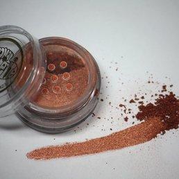 Cosmetics Glitter Eye Dust, Copper (04)