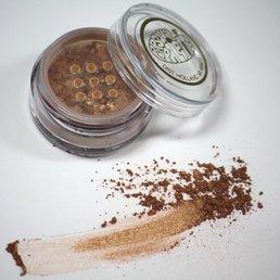 Cosmetics Glitter Eye Dust, Gold Bronze (05)