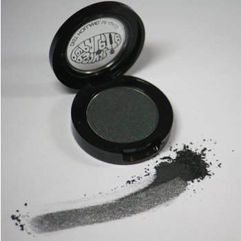 Cosmetics *Black Emerald Dry Pressed Powder Eye Shadow (513), .07 oz, Discontinued item - last stock available