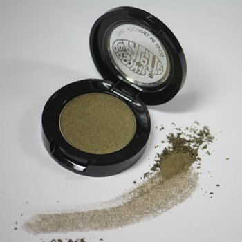 Cosmetics *Burnt Olive Dry Pressed Powder Eye Shadow (5A11), .07 oz, Discontinued item - last stock available