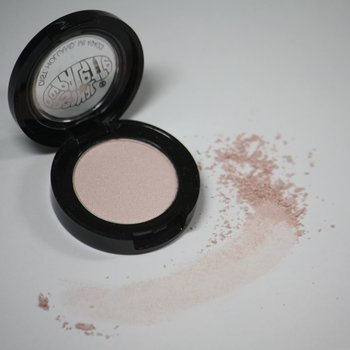 Cosmetics *Celestial Pink Dry Pressed Powder Eye Shadow (537), .07 oz,  Discontinued item - last stock available