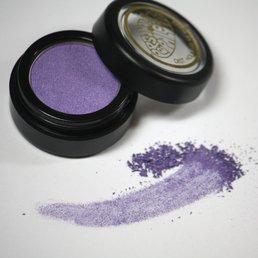 Cosmetics Pure Purple Matte Dry Pressed Powder Eye Shadow (222)