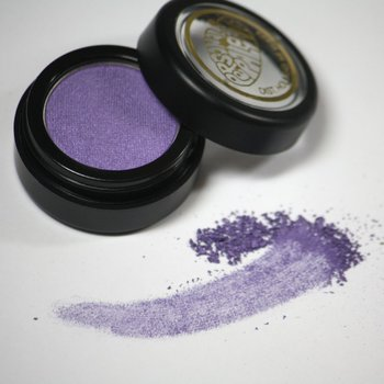 Cosmetics Pure Purple Matte Dry Pressed Powder Eye Shadow (222)