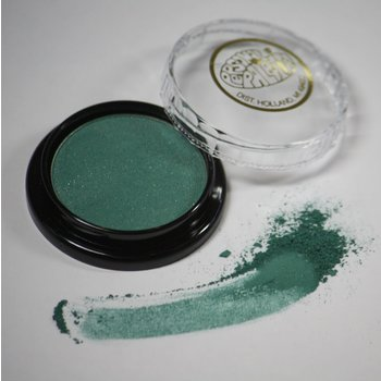 Cosmetics Teal Jewel Dry Pressed Powder Eye Shadow (B30), .14 oz