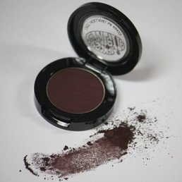 Cosmetics *Brazil Nut Mineral Matte Dry Pressed Powder Eye Shadow, .07 oz, Discontinued item - last stock available