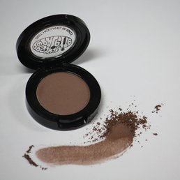 Cosmetics *Cashmere Mineral Matte Dry Pressed Powder Eye Shadow, .07 oz, Discontinued item - last stock available