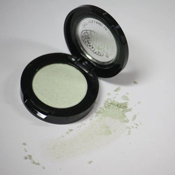 Cosmetics *Morning Moss Polychromatic Dry Pressed Powder Eye Shadow, .07 oz, Discontinued item - last stock available
