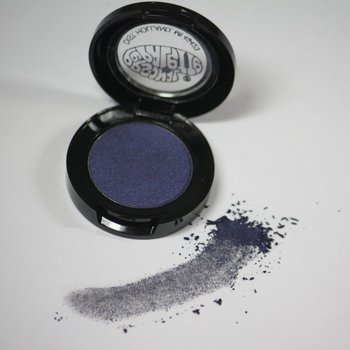 Cosmetics *Naughty Blue Polychormatic Dry Pressed Powder Eye Shadow, .07 oz, Discontinued item - last stock available